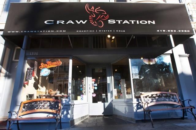 craw station