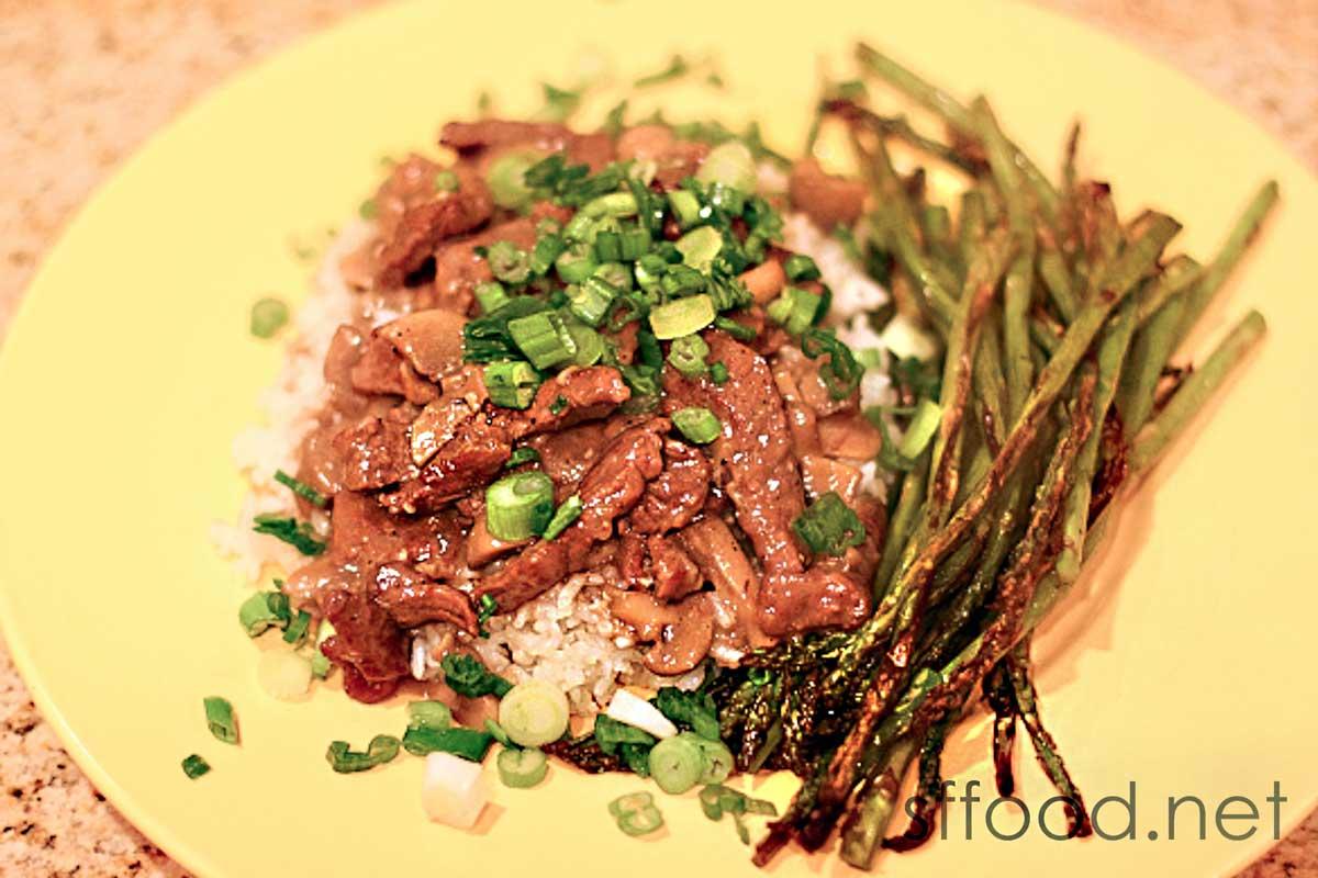 beef stroganoff recipe | how to make beef stroganoff