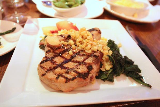 osteria coppa pork chop
