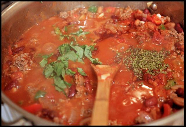 homemade beef chili recipe
