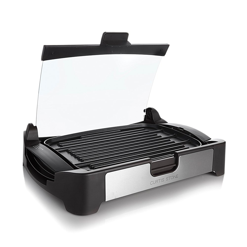 Review of the Curtis Stone Reversible Grill & Griddle