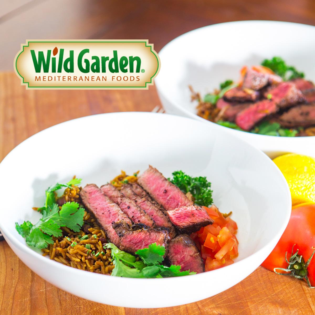 Wild Garden Taste of the Mediterranean Products