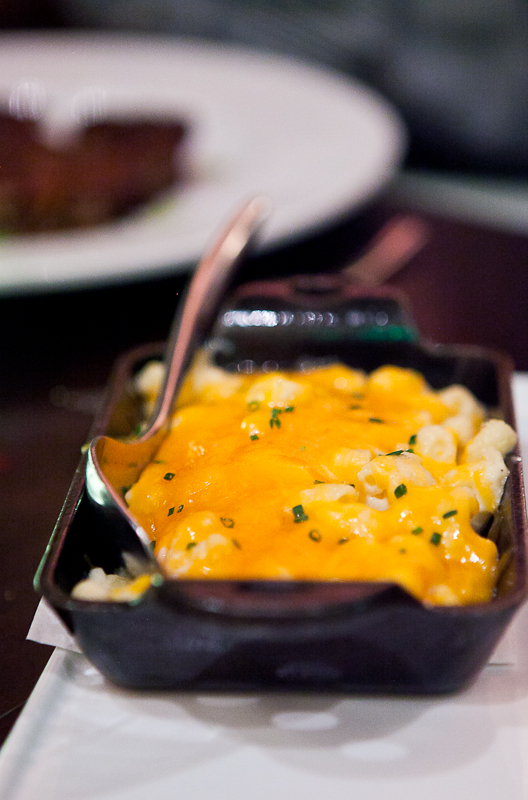 5a5 Steak Lounge Side Dishes
