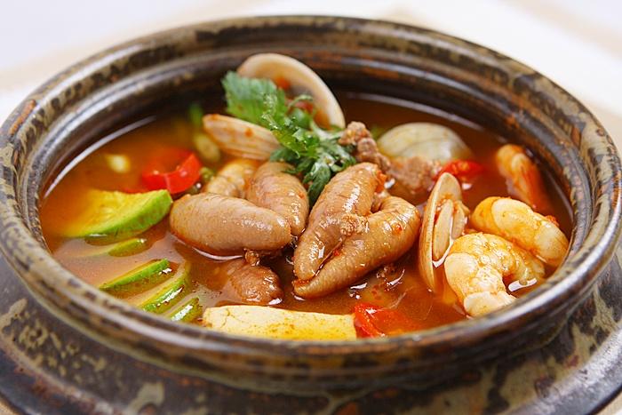 Korean Food - Al Tang 알탕