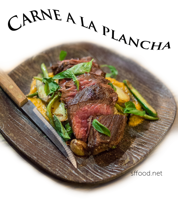 Beso Steak - Carne a la plancha