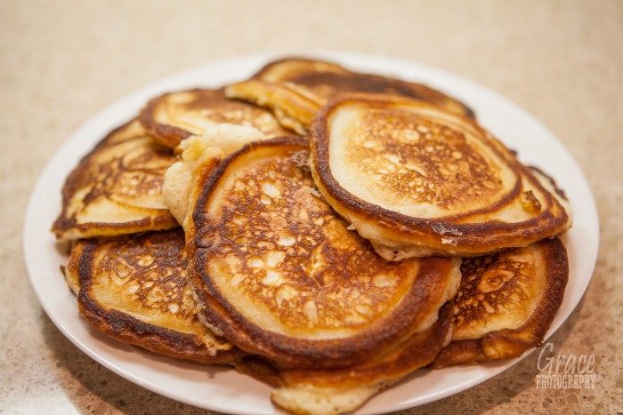 best pancake recipe without buttermilk