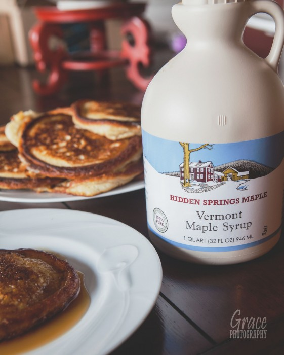 best syrup for pancakes