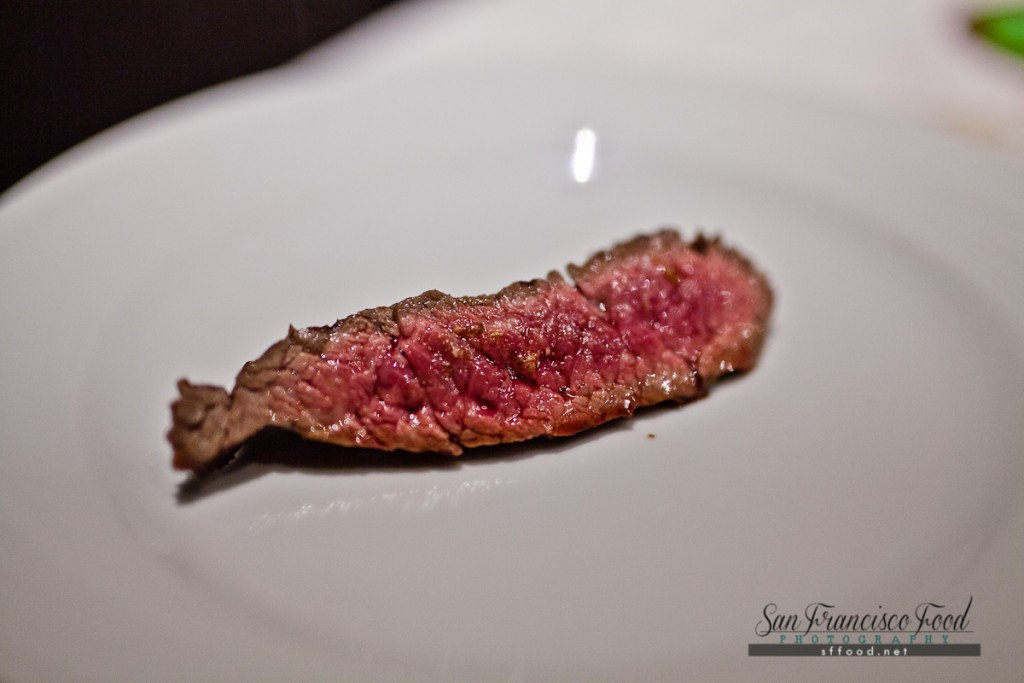 Fogo de Chao Rare Steak