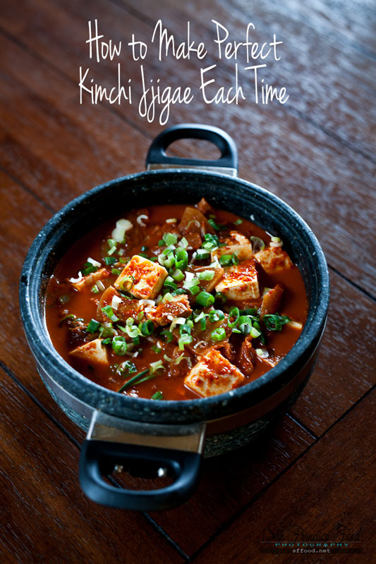 Best Kimchi Jjigae Recipe | San Francisco Food