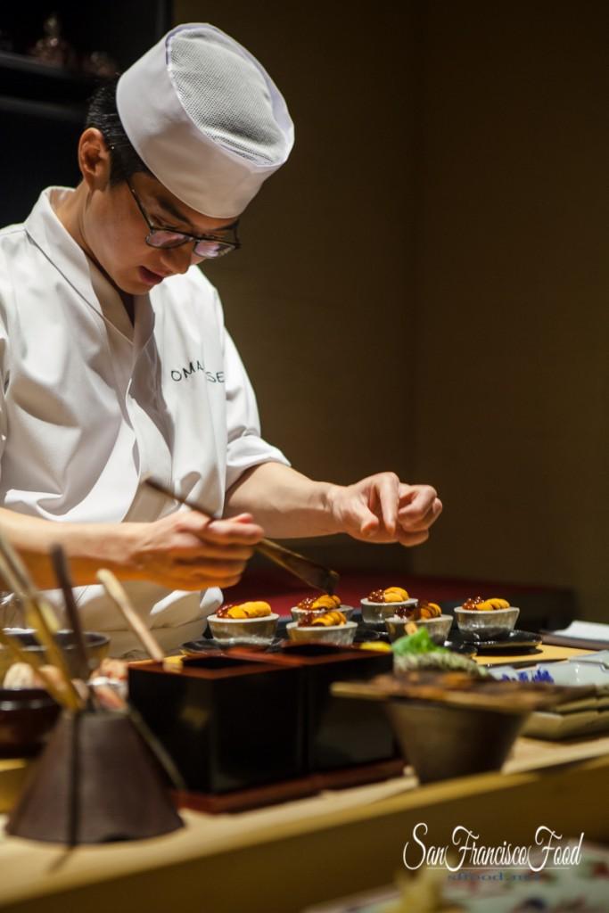 Omakase Restaurant Review