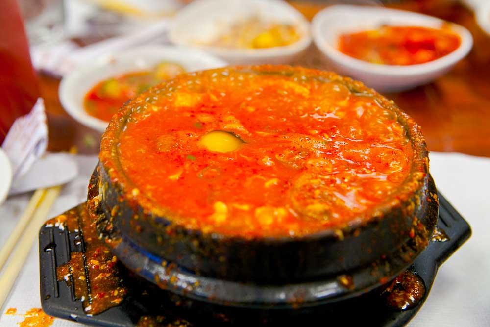 순두부찌개 sogongdong SGD