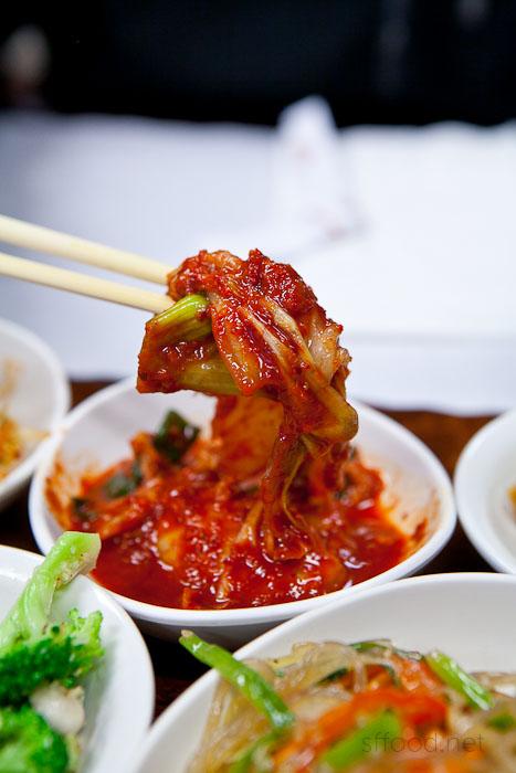 Kimchi -- beautiful and refreshing