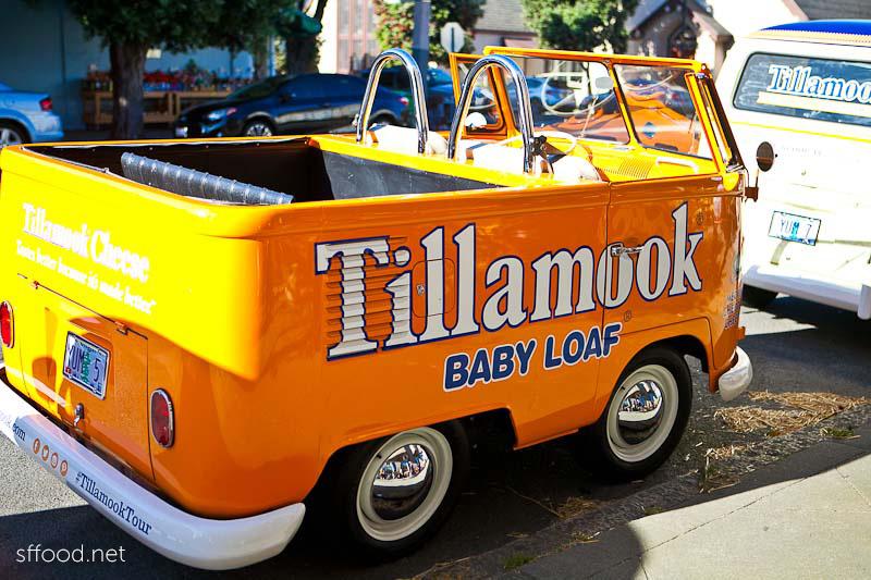 TIllamook Trucks