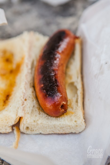 Bockwurst Top Dog